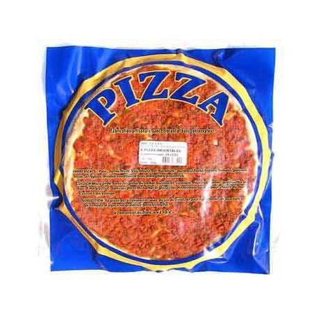 PIZZA LAHMADJOUN (4 pièces)